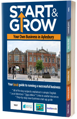 Start & Grow Your Business in Aylesbury Vale