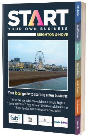 Start & Grow Your Business in Brighton & Hove