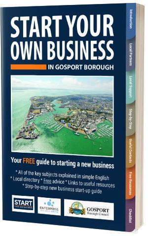 Start your own Business in Gosport