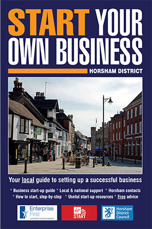 Start & Grow a Business in Horsham