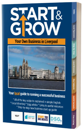 Start & Grow Your Business in Liverpool