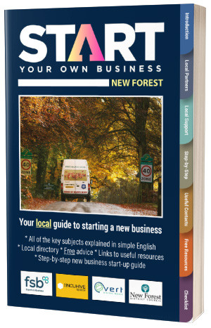 Start Your Own Business in The New Forest
