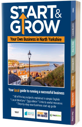 Start & Grow Your Business in North Yorkshire
