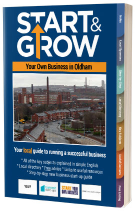 Start & Grow Your Business in Oldham