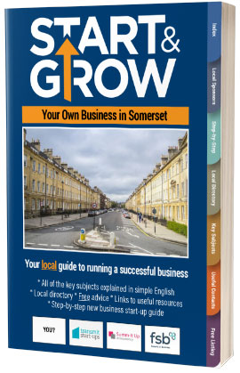 Start & Grow Your Business in Somerset
