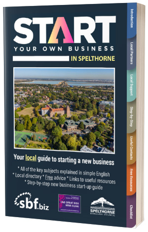 Start your own Business in Spelthorne