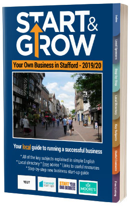 Start & Grow Your Business in Stafford