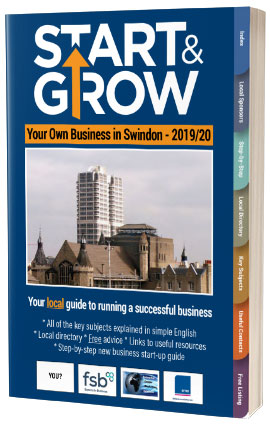 Start & Grow Your Business in Swindon