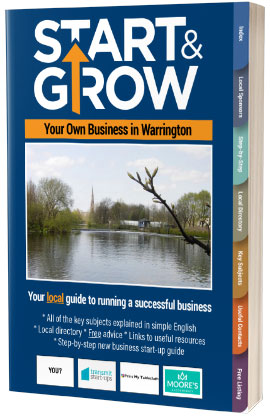 Start & Grow Your Business in Warrington