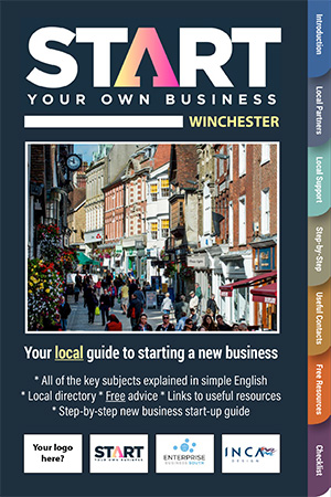 Start your own Business in Winchester
