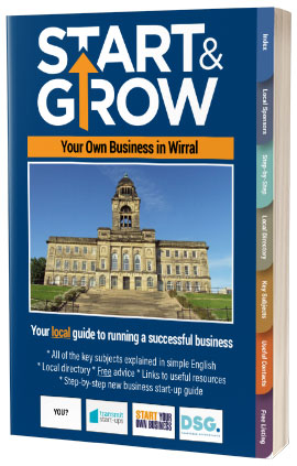 Start & Grow Your Business in Wirral