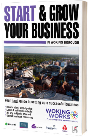 Start & Grow a Business in Woking