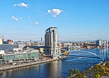 Starting a business in Greater Manchester