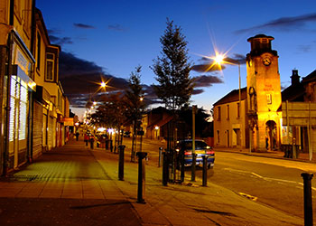 Starting a business in West Lothian