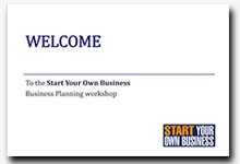 How to Start a Business Powerpoint Presentation