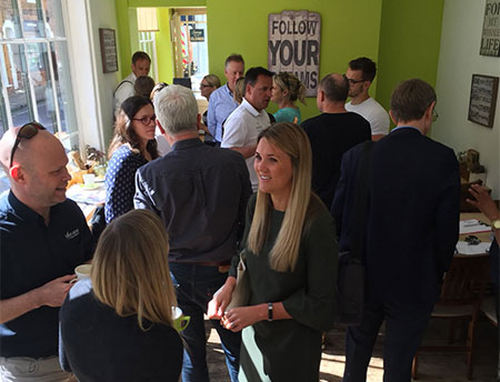 Winchester Informal Networking