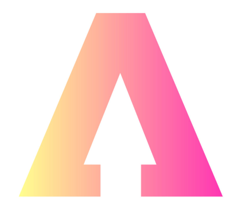 Graphic image of letter A